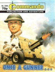 D.C. Thomson & Co.'s Commando: For Action and Adventure Issue # 3304
