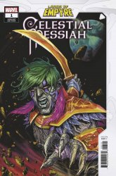 Marvel Comics's Lords of Empyre: Celestial Messiah Issue # 1b