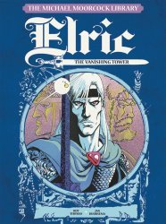 Titan Comics's Michael Moorcock Library: Elric Hard Cover # 5