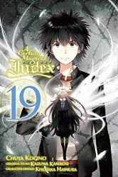 Yen Press's A Certain Magical Index Soft Cover # 19