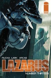 Image's Lazarus Issue # 13