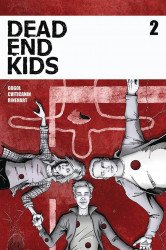 Source Point Press's Dead End Kids Issue # 2