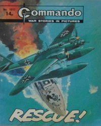 D.C. Thomson & Co.'s Commando: War Stories in Pictures Issue # 1517