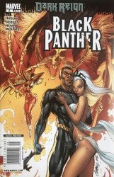 Marvel Comics's Black Panther Issue # 5b