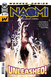 DC Comics's Naomi Issue # 5