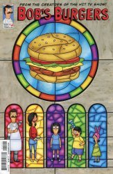 Dynamite Entertainment's Bob's Burgers Issue # 4