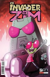 Oni Press's Invader Zim Issue # 24b
