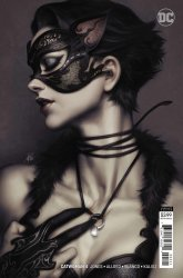DC Comics's Catwoman Issue # 4b