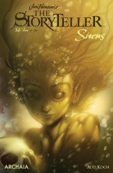Archaia Studios Press's Jim Henson's Storyteller Sirens Issue # 4