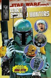 Marvel Comics's Star Wars: War of the Bounty Hunters - Alpha Issue # 1mayhewstudio-c