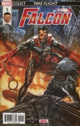Marvel Comics's Falcon Issue # 5