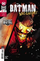 DC Comics's Batman Who Laughs Issue # 1