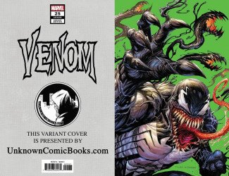 Marvel Comics's Venom Issue # 25unknown-b