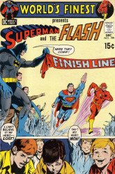 DC Comics's World's Finest Comics Issue # 199