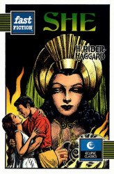 Eclipse Comics's She Soft Cover # 1
