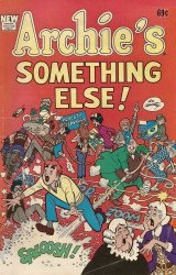 NEW Barbour Christian Comics's Archie's Something Else Issue # 1b