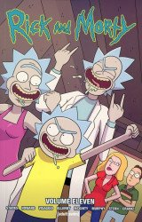 Oni Press's Rick and Morty TPB # 11