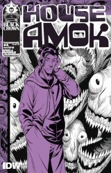 IDW Publishing's House Amok Issue # 4ri