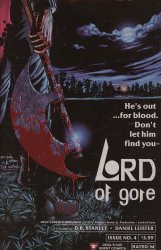 Devil's Due Publishing's Lord of Gore Issue # 4