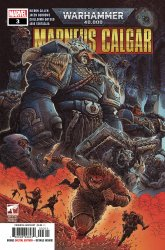 Marvel Comics's Warhammer 40000: Marneus Calgar Issue # 3