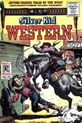 Key Publications's Silver Kid Western Issue # 4