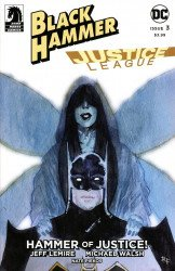 Dark Horse Comics's Black Hammer / Justice League: Hammer of Justice Issue # 3c