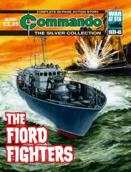 D.C. Thomson & Co.'s Commando: For Action and Adventure Issue # 5434