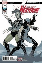 Marvel Comics's All-New Wolverine Issue # 25