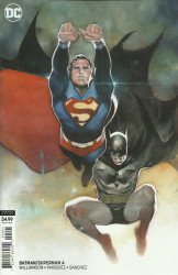 DC Comics's Batman / Superman Issue # 4b