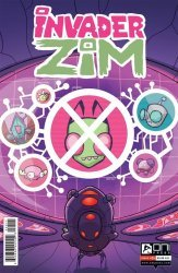 Oni Press's Invader Zim Issue # 25c