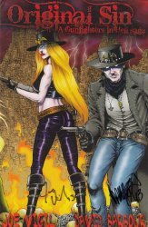 Wild Angels Publishing's Original Sin: Gunfighters in Hell Saga Issue # 3