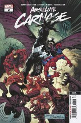 Marvel Comics's Absolute Carnage Issue # 2-3rd print