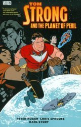 Vertigo's Tom Strong and the Planet of Peril TPB # 1