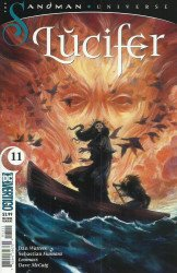 Vertigo's Lucifer Issue # 11