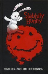 Scout Comics's Stabbity Bunny Hard Cover # 1