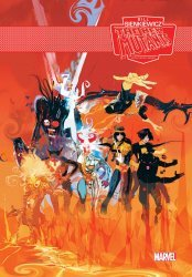 IDW Publishing's The New Mutants: Bill Sienkiewicz - Marvel Artist Select Series Hard Cover # 1