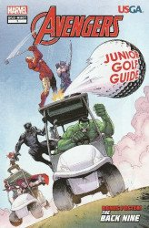 Marvel Comics's Avengers: Junior Golf Guide Issue # 1