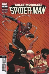 Marvel Comics's Miles Morales: Spider-Man Issue # 5 - 2nd print