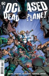 DC Comics's DCeased: Dead Planet Issue # 7