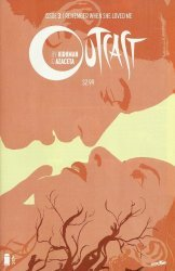 Image's Outcast Issue # 3