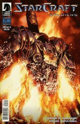 Dark Horse Comics's Starcraft Soldiers Issue # 2