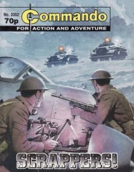 D.C. Thomson & Co.'s Commando: For Action and Adventure Issue # 3352
