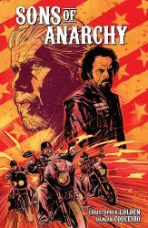BOOM! Studios's Sons of Anarchy TPB # 1