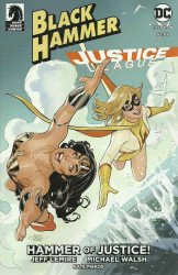 Dark Horse Comics's Black Hammer / Justice League: Hammer of Justice Issue # 5e