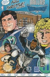 Ultimate Sports Entertainment's Full Throttle featuring Dallas Mavericks Issue # 1