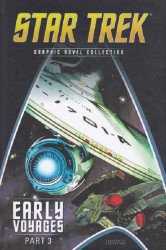 Eaglemoss Publications Ltd.'s Star Trek: Graphic Novel Collection Hard Cover # 30