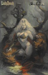 Coffin Comics's Lady Death: Chaos Rules Issue # 1p
