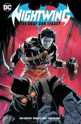 DC Comics's Nightwing: The Gray Son Legacy TPB # 1