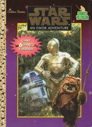 Golden Books 's Star Wars: An Ewok Adventure Issue # 1