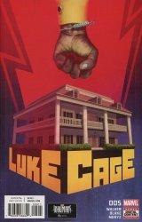Marvel Comics's Luke Cage Issue # 5